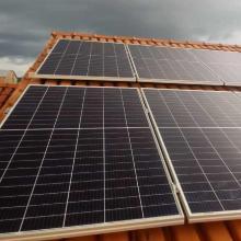 Energia Solar Residencial 7,29 kWp 18 módulos Imperatriz MA