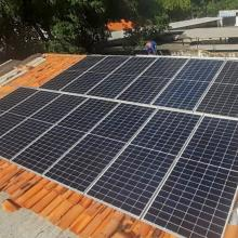 Energia Solar Residencial 9,72 kWp 24 módulos Teresina Piauí