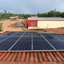 Energia Solar Residencial 8,14 kWp 20 módulos Teresina Piauí