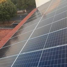 Energia Solar Comercial 24,37 kWp 60 módulos Teresina Piauí