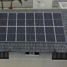 Energia Solar Residencial 5,32 kWp 14 módulos Lapa Paraná