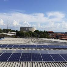 Energia Solar Comercial 21,78 kWp 66 módulos Teresina Piauí