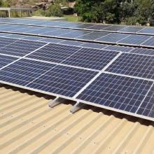Energia Solar Comercial 27,88 kWp 68 módulos Getúlio Vargas RS