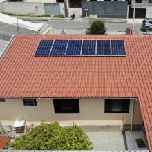 Energia Solar Residencial 2,00 kWp 6 módulos Lapa Paraná