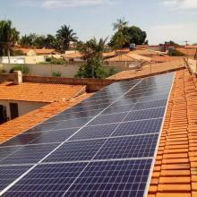 Energia Solar Residencial 10,53 kWp 26 módulos Imperatriz MA