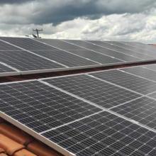 Energia Solar Residencial 6,75 kWp 18 módulos Araguaína TO