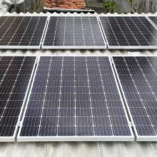 Energia Solar Residencial 3,70 kWp 10 módulos Belém Pará