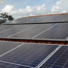 Energia Solar Residencial 12,78 kWp 36 módulos Belém Pará