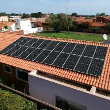Energia Solar Residencial 8,36 kWp 22 módulos Palmital SP