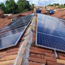 Energia Solar Residencial 11,34 kWp 28 módulos Santa Inês MA