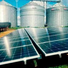 Energia Solar Industrial 76,50 kWp 204 módulos Paragominas Pará