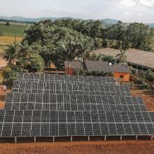 Energia Solar Rural 62,25 kWp 166 módulos Timbé do Sul SC