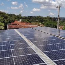 Energia Solar Comercial 18,24 kWp 48 módulos Naviraí MS