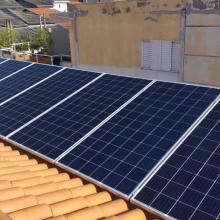 Energia Solar Residencial 2,97 kWp 9 módulos SP