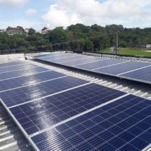Energia Solar Residencial 15,18 kWp 46 módulos Manaus Amazonas