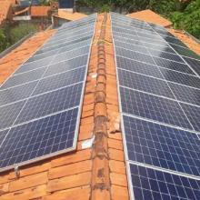 Energia Solar Comercial 14,20 kWp 40 módulos Santa Inês MA