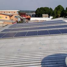Energia Solar Residencial 5,32 kWp 14 módulos Manaus Amazonas