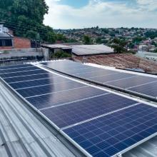Energia Solar Residencial 5,94 kWp 18 módulos Manaus Amazonas