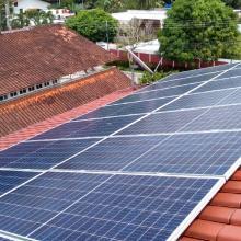 Energia Solar Residencial 11,20 kWp 32 módulos Manaus Amazonas