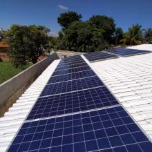 Energia Solar Residencial 6,70 kWp 20 módulos MG