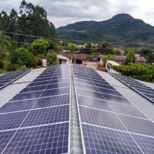 Energia Solar Comercial 21,32 kWp 52 módulos Rodeio SC