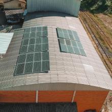 Energia Solar Comercial 14,80 kWp 40 módulos Urussanga SC
